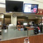 Retail Television Installation
